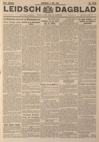 Leidsch Dagblad 1942-05-06