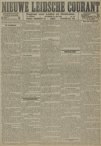 Nieuwe Leidsche Courant 1921-07-16