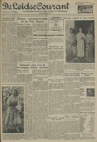 Leidse Courant 1955-08-20