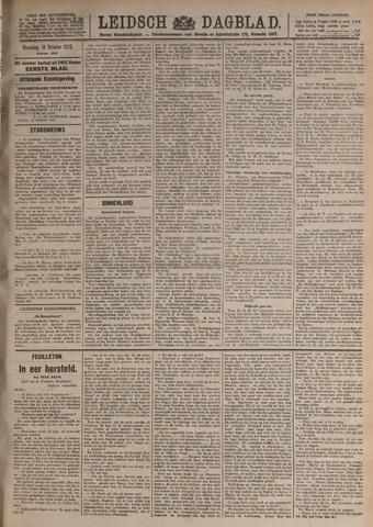 Leidsch Dagblad 1920-10-18