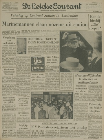 Leidse Courant 1967-04-05