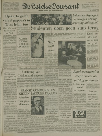 Leidse Courant 1969-05-06