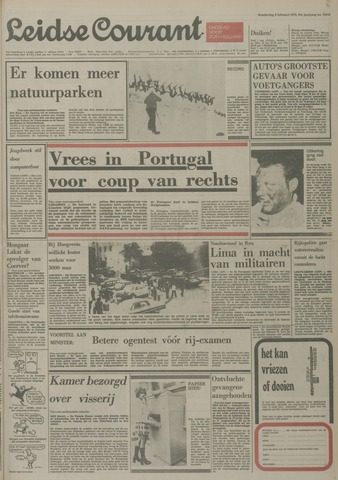 Leidse Courant 1975-02-06