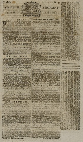 Leydse Courant 1803-05-09