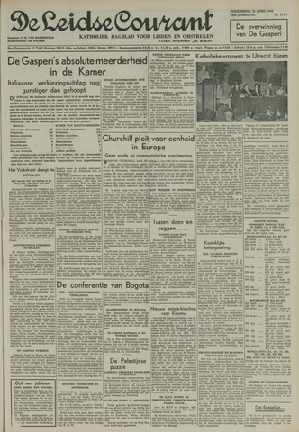 Leidse Courant 1948-04-22