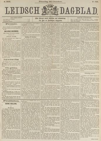 Leidsch Dagblad 1894-10-23