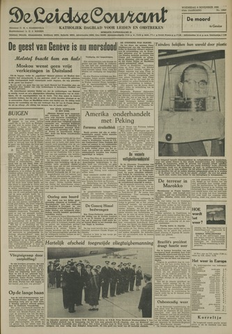 Leidse Courant 1955-11-09