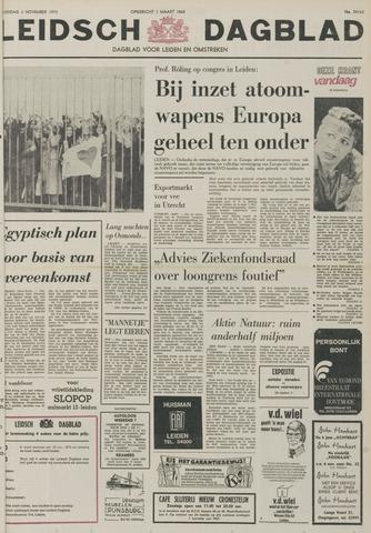 Leidsch Dagblad 1973-11-03