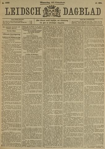 Leidsch Dagblad 1904-10-10