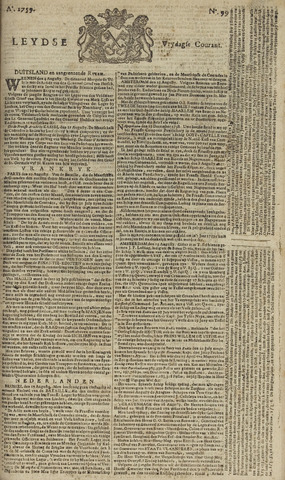 Leydse Courant 1759-08-17