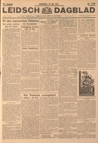 Leidsch Dagblad 1942-05-28