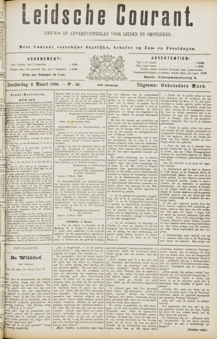 Leydse Courant 1890-03-06