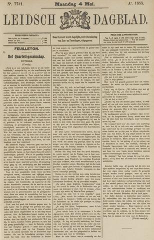 Leidsch Dagblad 1885-05-04