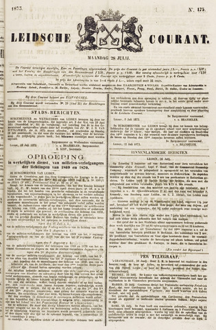 Leydse Courant 1873-07-28
