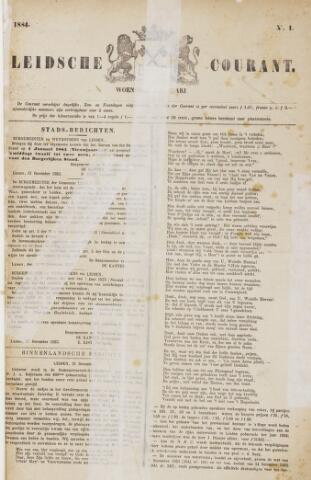 Leydse Courant 1884-01-02