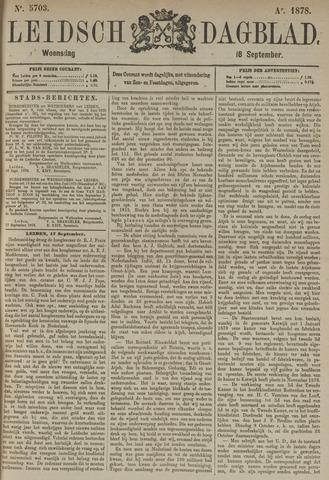 Leidsch Dagblad 1878-09-18