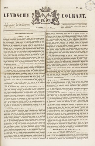 Leydse Courant 1862-07-16