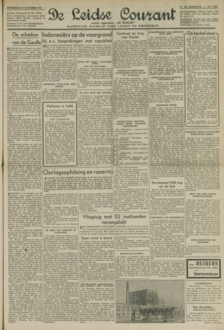 Leidse Courant 1947-10-25