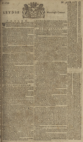 Leydse Courant 1759-05-14