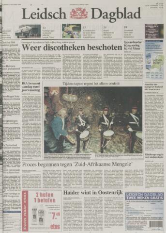 Leidsch Dagblad 1999-10-04