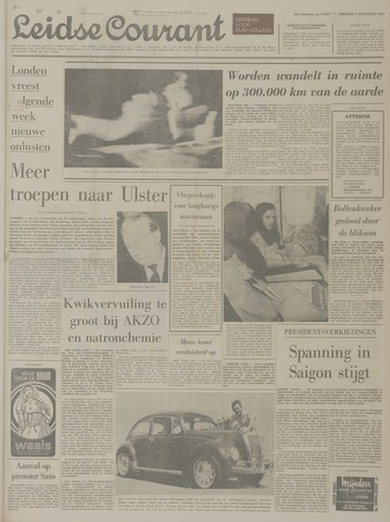 Leidse Courant 1971-08-06