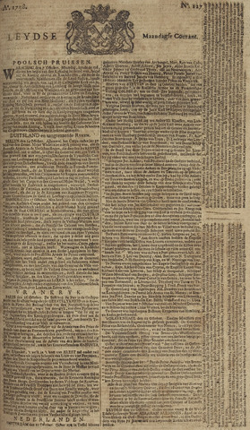 Leydse Courant 1758-10-23
