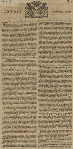Leydse Courant 1758-01-11