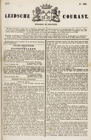 Leydse Courant 1873-08-26