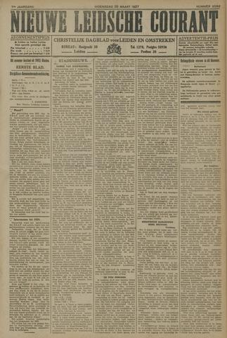 Nieuwe Leidsche Courant 1927-03-30