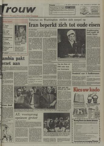 Nieuwe Leidsche Courant 1980-10-27