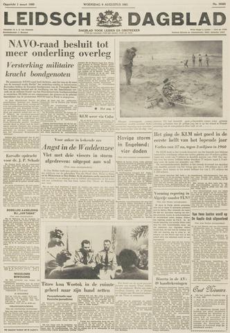 Leidsch Dagblad 1961-08-09