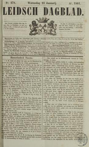 Leidsch Dagblad 1861-01-23