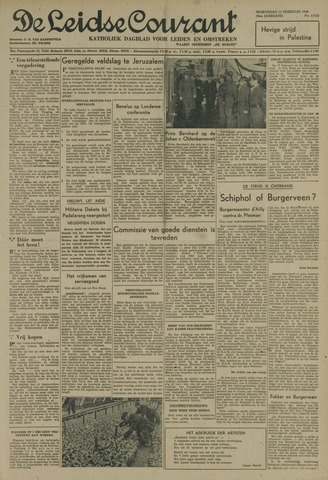 Leidse Courant 1948-02-11
