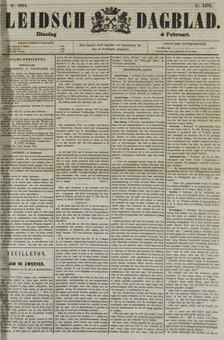 Leidsch Dagblad 1873-02-04