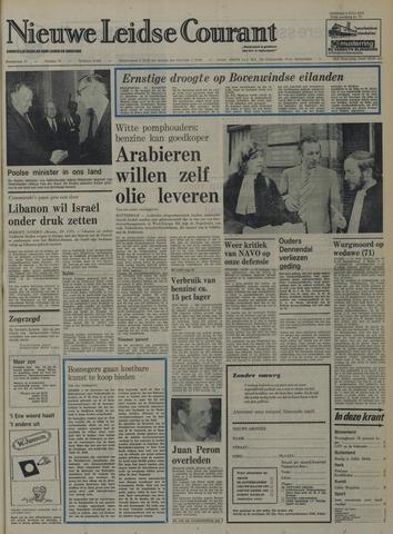 Nieuwe Leidsche Courant 1974-07-02