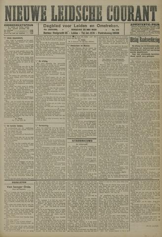 Nieuwe Leidsche Courant 1923-05-22