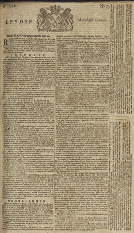 Leydse Courant 1758-06-19