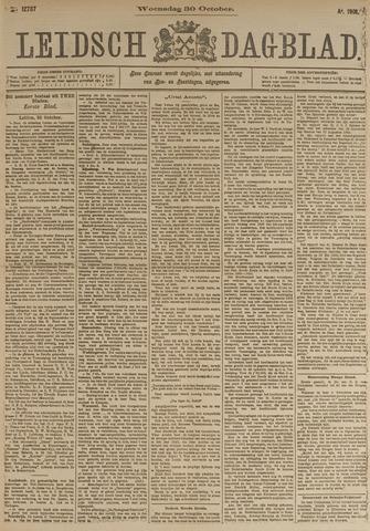 Leidsch Dagblad 1901-10-30