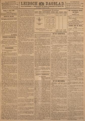 Leidsch Dagblad 1923-01-09