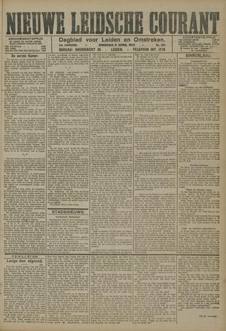 Nieuwe Leidsche Courant 1921-04-05