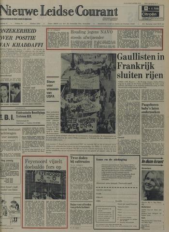 Nieuwe Leidsche Courant 1974-04-08