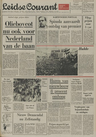 Leidse Courant 1974-07-10