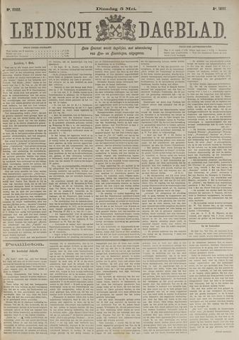 Leidsch Dagblad 1896-05-05
