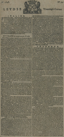 Leydse Courant 1748-06-26