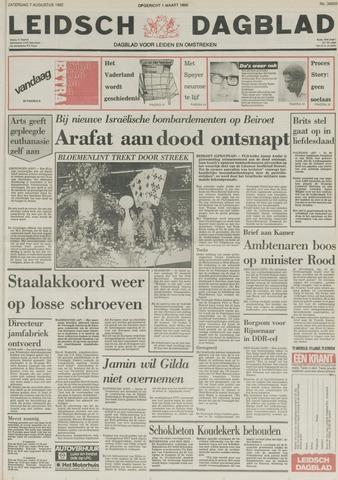 Leidsch Dagblad 1982-08-07