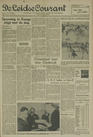 Leidse Courant 1960-07-06