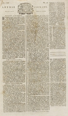 Leydse Courant 1820-06-30