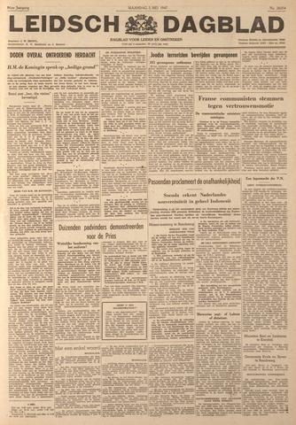Leidsch Dagblad 1947-05-05