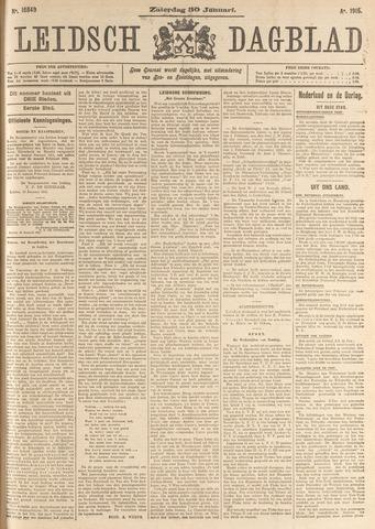 Leidsch Dagblad 1915-01-30