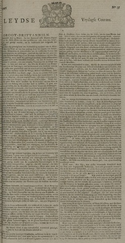 Leydse Courant 1727-03-21